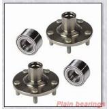 180 mm x 299 mm x 74 mm  ISB GX 180 SP plain bearings