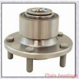 45 mm x 75 mm x 20 mm  LS GAC45T plain bearings