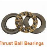 50 mm x 110 mm x 62 mm  NKE 52312 thrust ball bearings