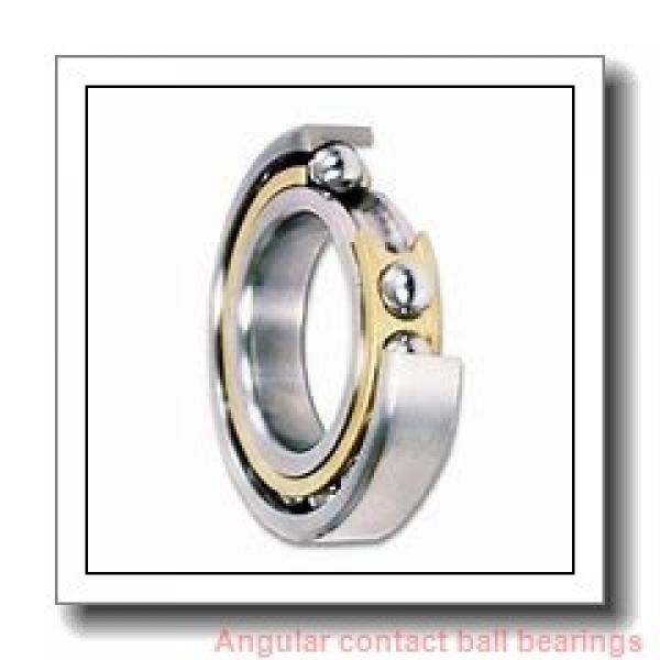 ISO 7338 BDF angular contact ball bearings #1 image