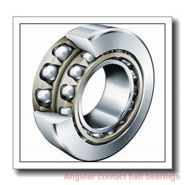 95 mm x 130 mm x 18 mm  FAG HC71919-E-T-P4S angular contact ball bearings #1 image