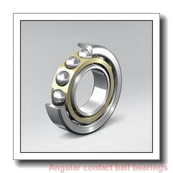 60 mm x 130 mm x 31 mm  SKF 7312 BEGBP angular contact ball bearings #1 image