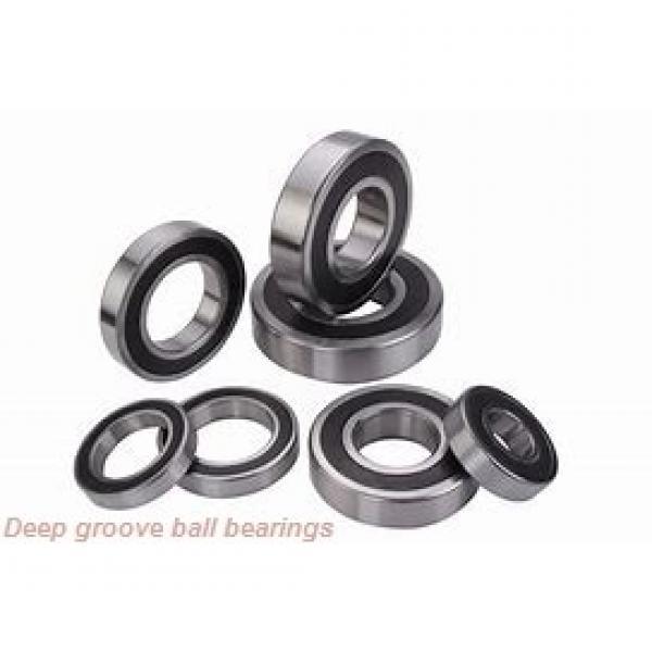 65 mm x 90 mm x 13 mm  SKF 61913-2RZ deep groove ball bearings #1 image
