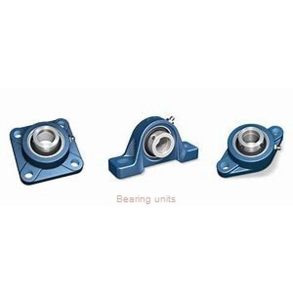 KOYO NAPK207-21 bearing units #2 image