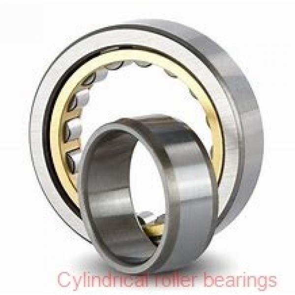 80 mm x 170 mm x 39 mm  80 mm x 170 mm x 39 mm  NACHI NUP 316 cylindrical roller bearings #3 image