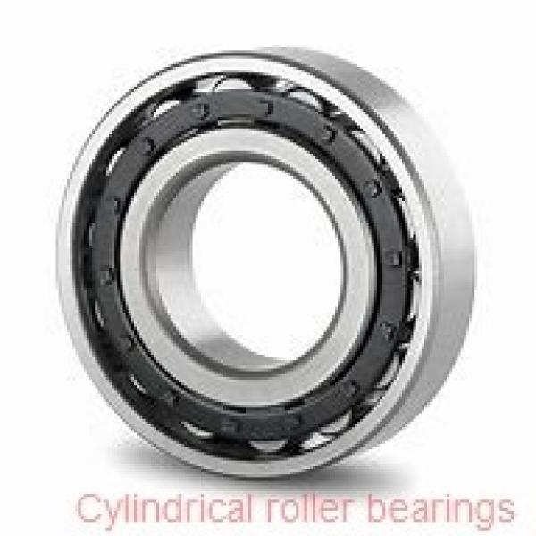 80 mm x 170 mm x 39 mm  80 mm x 170 mm x 39 mm  NACHI NUP 316 cylindrical roller bearings #2 image