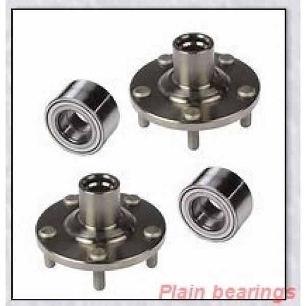 180 mm x 299 mm x 74 mm  ISB GX 180 SP plain bearings #1 image