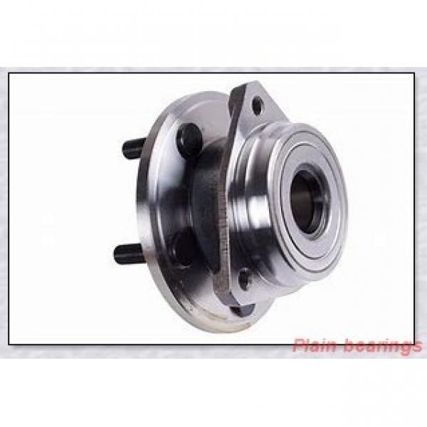 340 mm x 460 mm x 160 mm  LS GEC340HC plain bearings #1 image