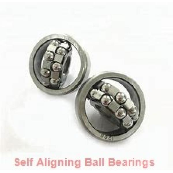 95 mm x 170 mm x 32 mm  NKE 1219-K self aligning ball bearings #1 image