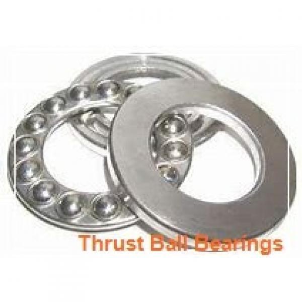 NKE 511/530-FP thrust ball bearings #2 image
